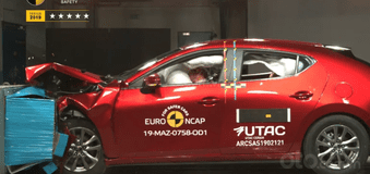 Mazda 3, Toyota RAV4 và Lexus UX đạt an toàn 5 sao từ ANCAP