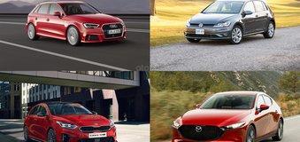 Top 10 mẫu hatchback gia đình tốt nhất năm 2019: nên chọn Mazda 3 hay Ford Focus?