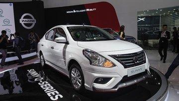 Nissan Sunny giảm gần 75 triệu đồng, rẻ ngang Kia Morning