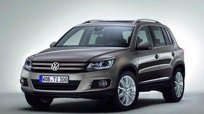 Bán xe Volkswagen Tiguan SUV 2014 mới tại Hà Nội giá 1 Tỷ 299 Triệu