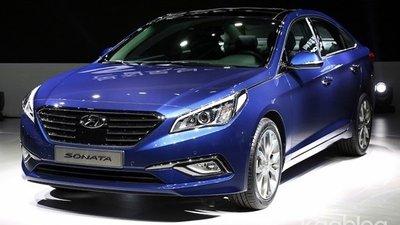Bán xe Hyundai Sonata Hạng trung 2015 mới tại Đồng Nai giá 1 Tỷ 60 Triệu