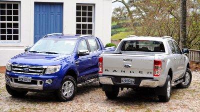 Bán xe Ford Ranger XLS MT 2014 mới tại Đồng Nai giá 600 Triệu