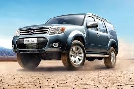 Bán xe Ford Everest 2014 2014 mới tại Đồng Nai giá 774 Triệu