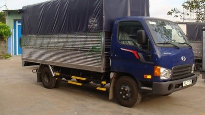 Bán xe Hyundai HD 2014 2014 mới tại TP HCM giá 560 Triệu