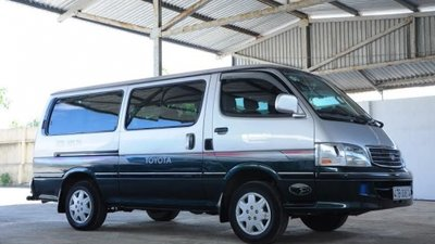 Bán xe Toyota Hiace 2000 2000 cũ tại Đắk Lắk giá 170 Triệu