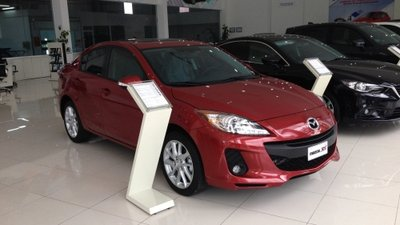 Bán xe Mazda 3  2014 mới tại Hải Phòng giá 694 Triệu
