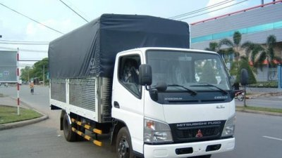 Bán xe Mitsubishi Canter 2014 2014 mới tại Bình Dương giá 610 Triệu