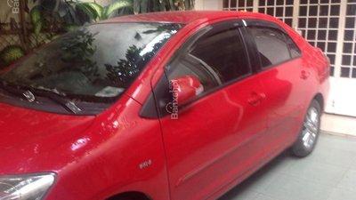 Bán Toyota Vios G 2011, màu đỏ, 530 triệu
