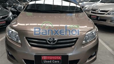 Xe Toyota Corolla altis 1.8G MT đời 2009, giá tốt cần bán
