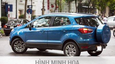 Bán Ford EcoSport Titanium, giá tốt nhất thị trường