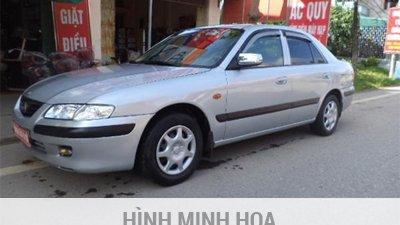 Cần bán Mazda 626 đời 2000, nhập khẩu nguyên chiếc, chính chủ