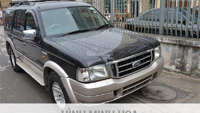 Bán ô tô Ford Everest sản xuất 2008, nhập khẩu chính hãng, chính chủ, giá 440tr