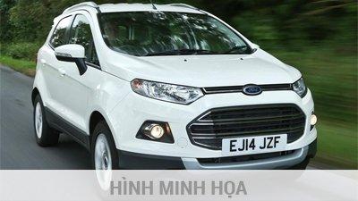 Bán xe Ford EcoSport Titanium đời 2015, màu trắng, giá chỉ 646 triệu nhanh tay liên hệ