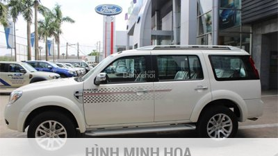 Cần bán xe Ford Everest 4X2 AT nhập khẩu, giá 785 triệu