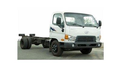 Bán xe tải Hyundai HD72 3500 kg, xe giao ngay, thùng kín, mui bạt