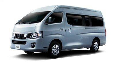 Bán Nissan Urvan đời 2015, màu trắng, xe nhập