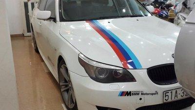 Bán ô tô BMW 5 Series đời 2005, xe nhập