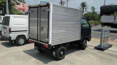 Bán Suzuki Super Carry Truck 1.0 MT sản xuất năm 2017, màu đen