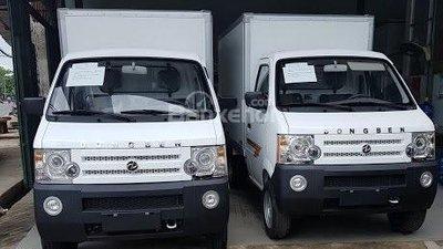 Bán xe tải nhỏ Dongben 770kg thùng kín Composite trả góp