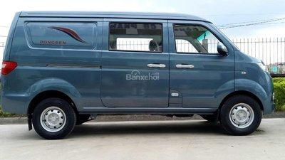Bán xe bán tải Dongben 5 chỗ ngồi tải 499kg vào được giờ cấm trong thành phố