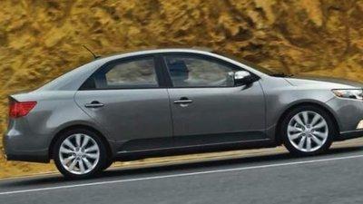 Bán Kia Cerato năm sản xuất 2009, màu xám xe gia đình