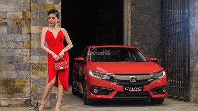 Bán Honda Civic giá tốt nhập khẩu Thái Lan, hotline 0962 730 796