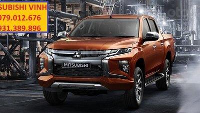Giá xe bán tải Mitsubishi Triton 2019 tại Vinh-Nghệ An: 0979.012.676
