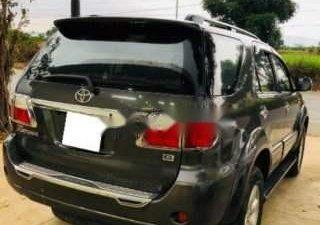 Bán Toyota Fortuner đời 2010, đã đi 80000 km