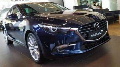 Bán xe Mazda 3 năm sản xuất 2019, màu xanh lam, giá tốt