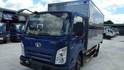 Bán xe tải Đô Thành IZ65, hỗ trợ trả góp 90% trên toàn quốc