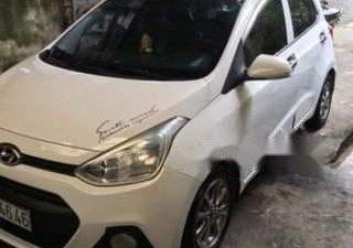 Cần bán Hyundai Grand i10, số sàn, tư nhân, bản đủ, máy móc bao zin