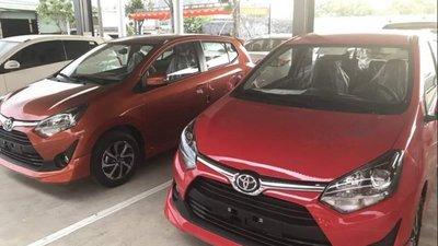 Toyota An Thành Fukushima bán Toyota Wigo 1.2G, mẫu mới ra mắt tháng 09/2018, mới 100%, nhập khẩu nguyên chiếc