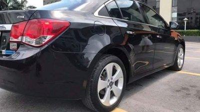 Bán xe Daewoo Lacetti CDX 1.6 AT đời 2011, màu đen chính chủ giá cạnh tranh