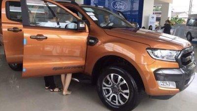 Bán Ford Ranger Wildtrak đời 2019, nhập khẩu