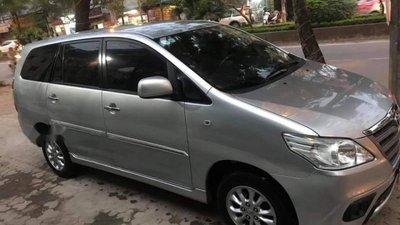 Cần bán xe Toyota Innova 2.0E sản xuất năm 2014, nhập khẩu