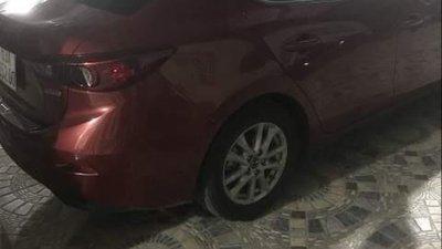 Bán Mazda 3 sản xuất 2016, màu đỏ, 550tr