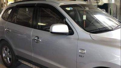 Cần bán gấp Hyundai Santa Fe năm 2008, màu bạc, nhập khẩu