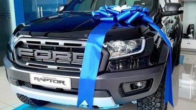 Cần bán xe Ford Ranger 2019, màu đen