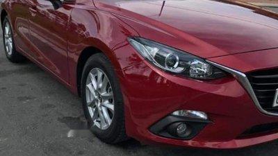 Chính chủ bán xe Mazda 3 năm 2016, màu đỏ