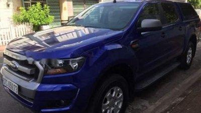 Bán xe Ford Ranger sản xuất 2016, màu xanh lam