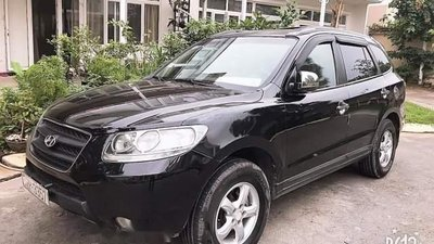 Bán lại xe Hyundai Santa Fe 2.7L 4 WD sản xuất năm 2008, xe gia đình