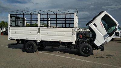 Bán Mitsubishi Fuso Canter 4.99 thùng mui bạt 2,1 tấn đến từ Nhật Bản