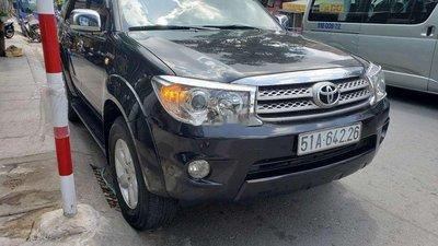 Cần bán Toyota Fortuner V năm 2009, giá tốt