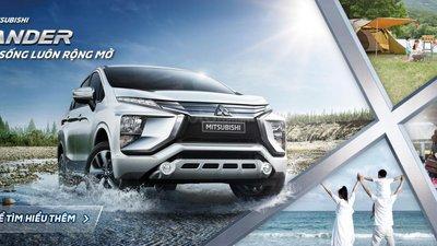 Đại lý bán xe Mitsubishi Xpander năm 2019, nhập khẩu nguyên chiếc, có xe giao ngay