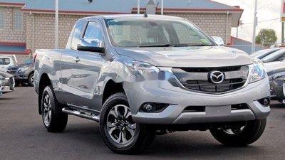 Bán Mazda BT 50 sản xuất 2019, màu xám, xe nhập, giá 580tr
