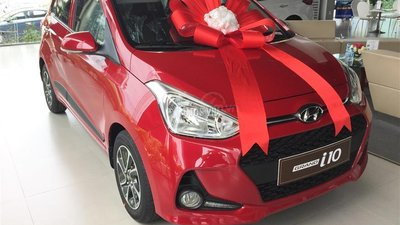 Hyundai i10 2019 Đà Nẵng, giao ngay, tặng phụ kiện - chỉ cần 129 triệu để nhận xe, LH 0852.7777.20 Mr. Hưng