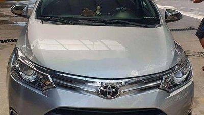 Cần bán Toyota Vios sản xuất 2015 giá cạnh tranh, xe nguyên bản