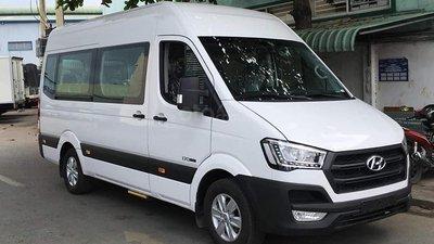 Bán Hyundai Solati 16 chỗ, trả góp uy tín tại TPHCM