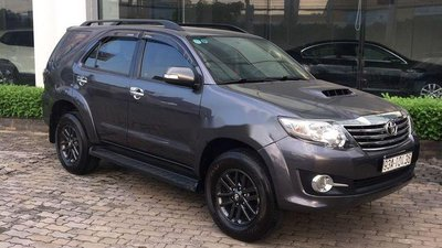 Cần bán Toyota Fortuner MT năm sản xuất 2015