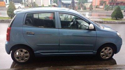 Bán Kia Morning năm sản xuất 2009, màu xanh lam, giá cạnh tranh